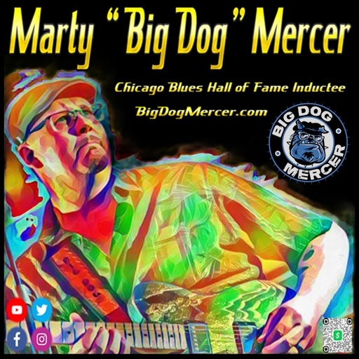 "Marty ""Big Dog"" Mercer"