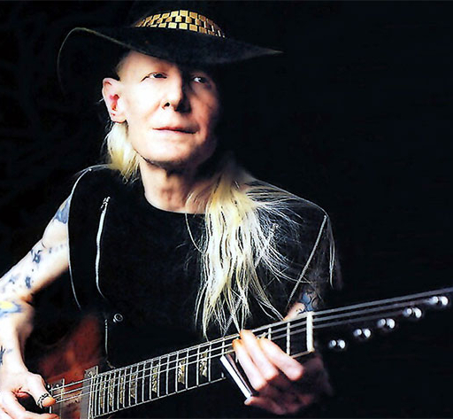 Johnny Winter,  RIP