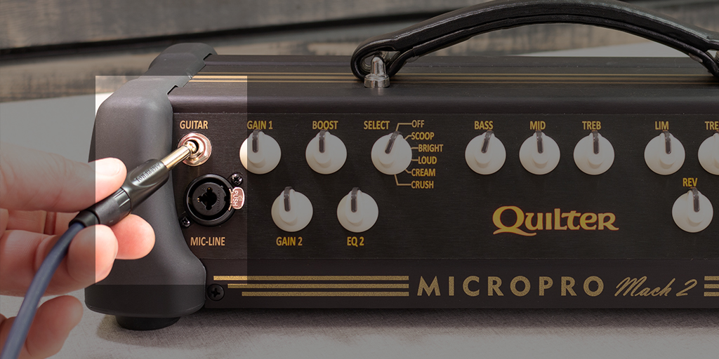 The Quilter MicroPro Mach 2 HD 12 Inch Combo Quilter Labs