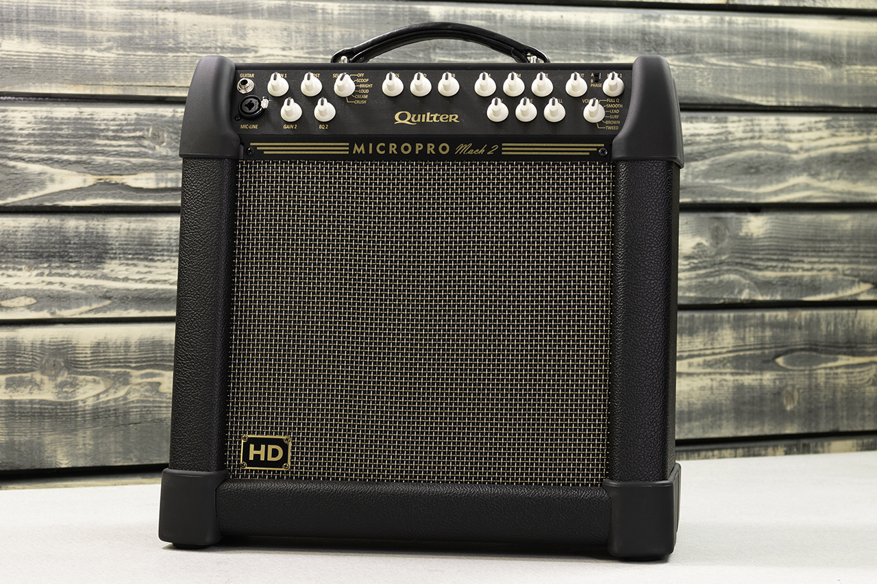 e88690c0f6 The ultimate amp for serious headroom in a small package, the HD-12 combo  uses yet another Quilter driver cherry-picked from the pro-audio catalog.