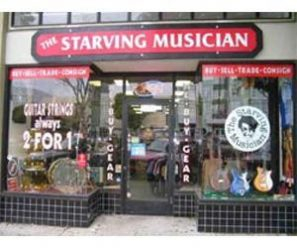 The Starving Musician – Berkeley