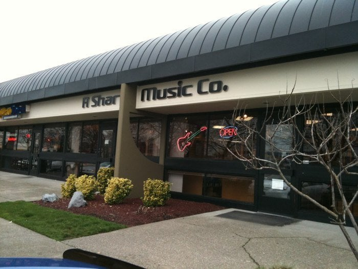 A SHARP MUSIC CO.