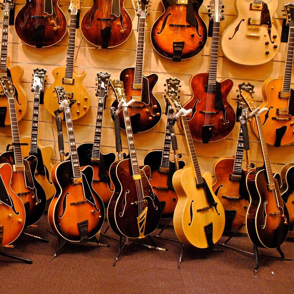 GUITARS 'N JAZZ